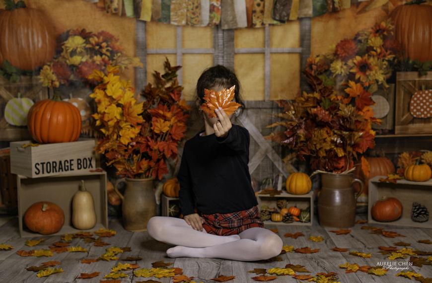 Mini Séances Photo | Automne Halloween | Aurelie Chen Photographe