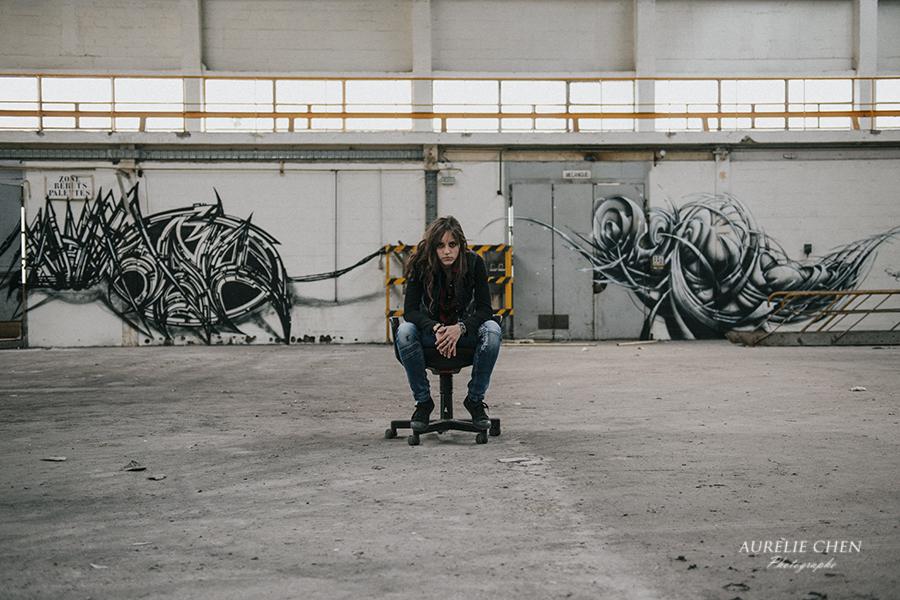 Portrait | Séance Photo | Urbex | Aurelie Chen Photographe